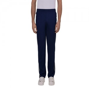 Poly Zipper Track Pant