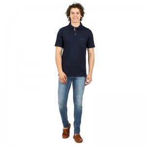 Cotton Active Polo Tshirt  (Pack Of 1)